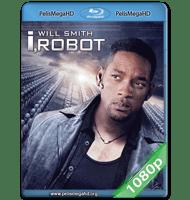 YO, ROBOT (2004) [OPEN MATTE] FULL 1080P HD MKV ESPAÑOL LATINO