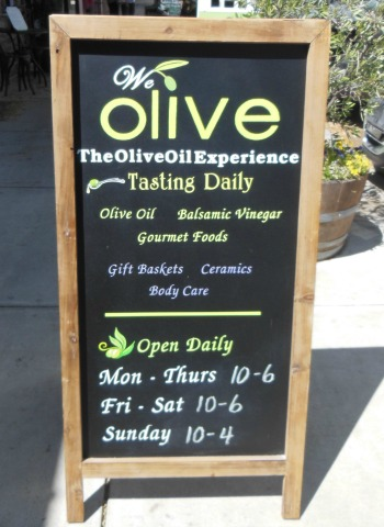 We Olive Offers Olive Tasting Opportunities