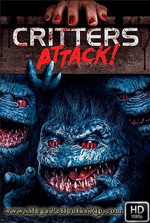 Critters Attack [1080p] [Latino-Ingles] [MEGA]