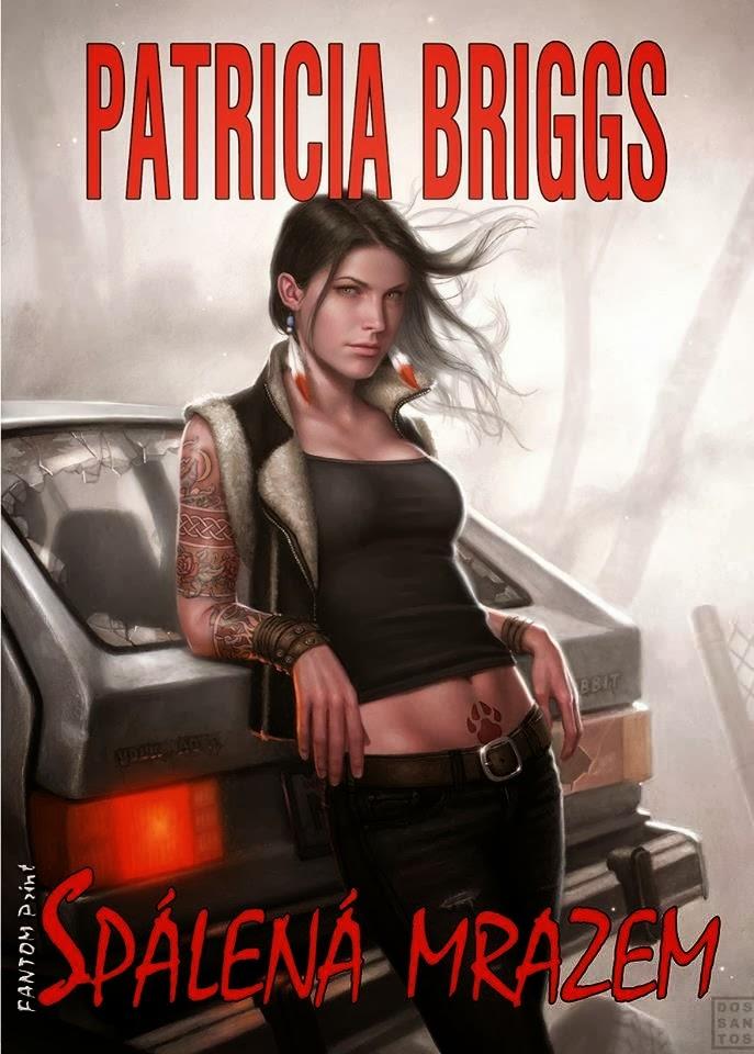 Kniha Zkřížené hnáty (Patricia Briggs)