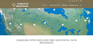 Canadian Geographic Information System