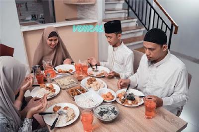 Doa Islam Sebelum Dan Sesudah Makan & Minum Beserta Artinya