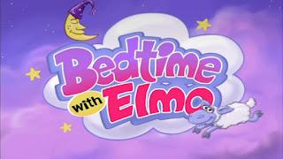 Sesame Street Bedtime with Elmo