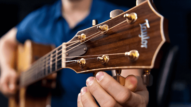 belajar nyetem gitar tanpa tuner