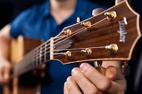 Belajar Nyetem Gitar Tanpa Tuner Bagi Pemula
