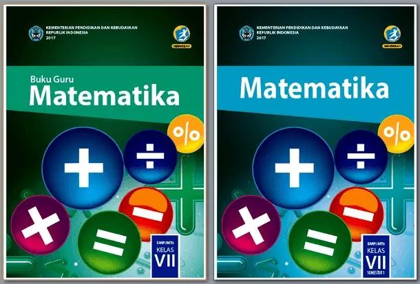 Buku Matematika Kelas Vii 7 Smp Mts Kurikulum 2013 Revisi 2017 Berkas Edukasi