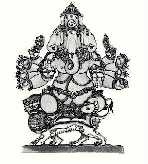 Heramba Ganapati