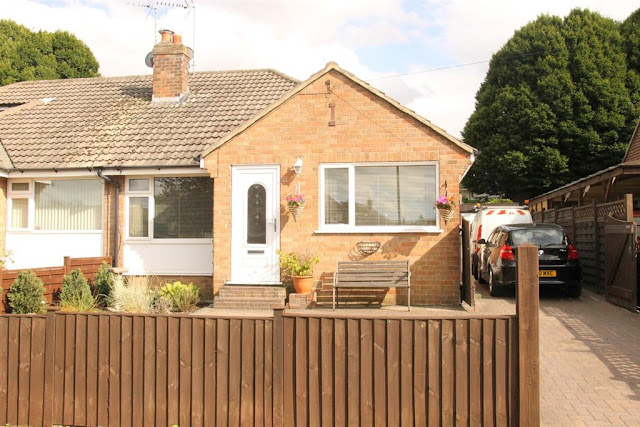 Harrogate Property News - 3 bed semi-detached house for sale Woodfield Road, Harrogate HG1
