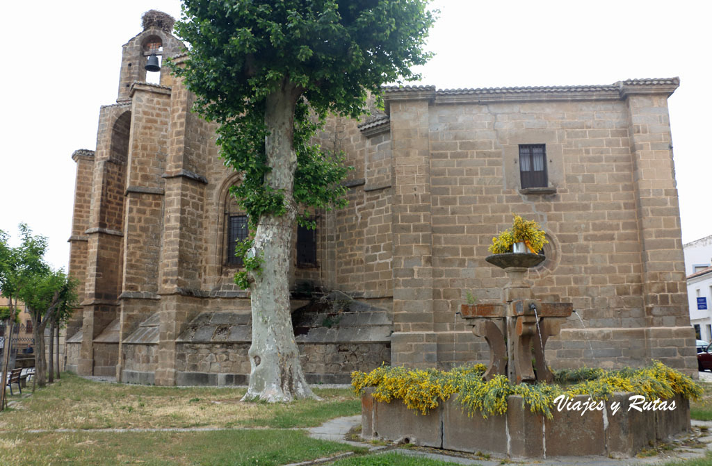 Iglesia de la Asunción de Nª Señora, El Barco de Ávila