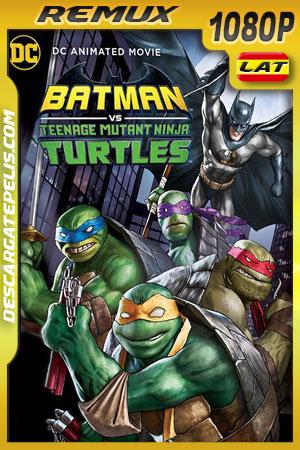 Batman vs. las Tortugas Ninja (2019) 1080p Remux Latino – Ingles