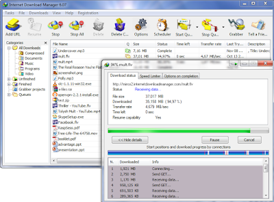 Internet Download Manager (IDM) Free Down-loader Software. Free Download Now