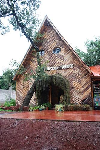 Museo de los duendes en Huasca de Ocampo