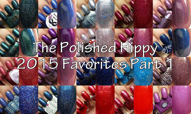 The Polished Hippy's 2015 Favorites