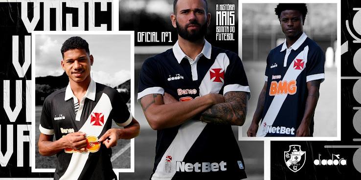 Vasco da Gama 2019-20 Home Kit Released - Footy Headlines