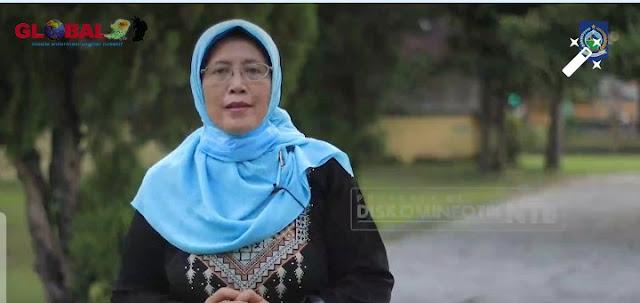 Kepala Dinas Kesehatan Provinsi NTB, dr. Nurhandini Eka Dewi, Sp.A