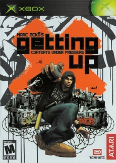 Marc Eckos Getting Up Contents Under Pressure Xbox Classic