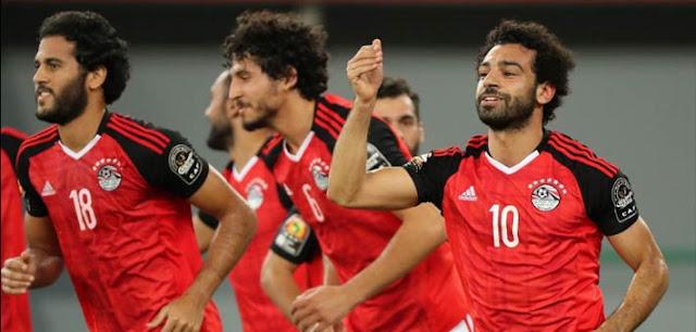 موعد مباراة مصر وغانا