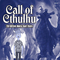 Free Quick-Start Rules and Adventure for Call of Cthulu