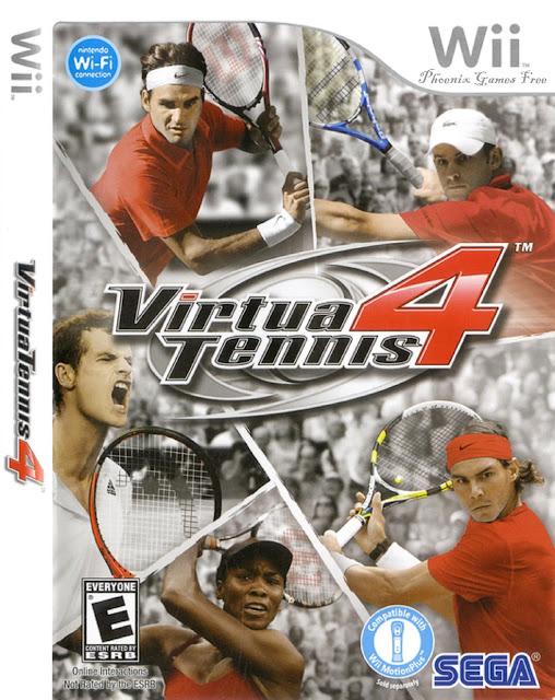 Phoenix Games Free Descargar Virtua Tennis 4 Wii 1fichier