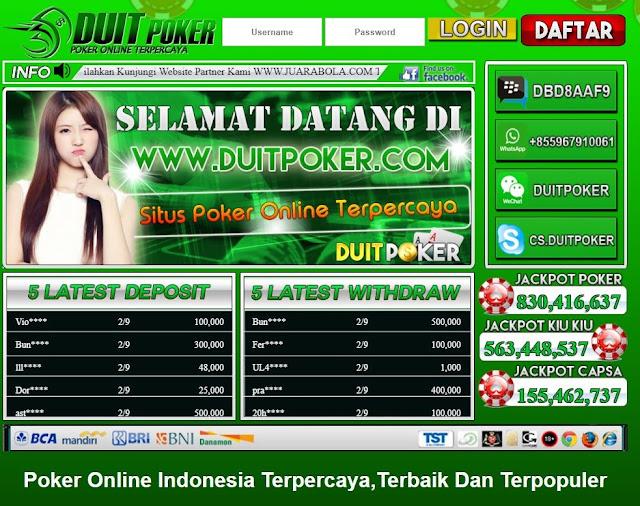 Nikmati Keuntungan Bermain Poker Dan Dominoq Dari Situs Poker Online Terpercaya