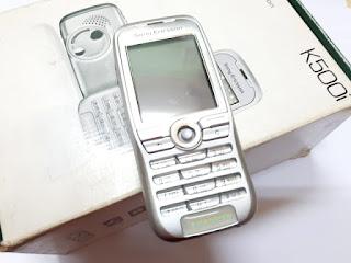 Sony Ericsson K500i Barang Sisa Stok Garansi Resmi Sony Ericsson
