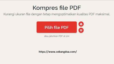 Solusi Memperkecil Ukuran File PDF Untuk Pendaftaran PPPK Guru Tahun 2021