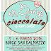 Un borgo di cioccolato: torna la festa golosa di Borgo San Dalmazzo (Cuneo)...perché non festeggiare in anticipo la Festa della donna?