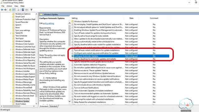 كيفية ايقاف تحديثات ويندوز 10 نهائيا