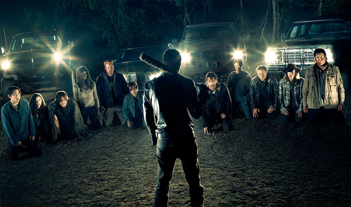 983a7f28939 The Walking Dead  Sada plakátů k sedmé sérii