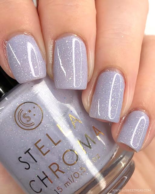 Stella Chroma Knitted Mittens 25 Sweetpeas