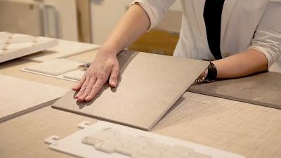 Textured Tiles