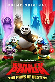 Download Kung Fu Panda The Paws of Destiny Season 2 Dual Audio 480p Full Web Series HDRip 1080p | 720p | 300Mb | 700Mb | ESUB | {Hindi+English}