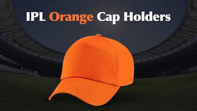 IPL 2021 Orange Cap Holder: आईपीएल 14 ऑरेंज कैप होल्डर, Top Run Scorer, Most Runs