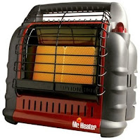 Portable, Non Electric Space Heaters for Emergency Use