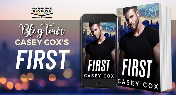 Blog Tour. Casey Cox's First.