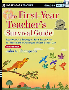 The First-Year Teacher's Survival Guide, Third Edition