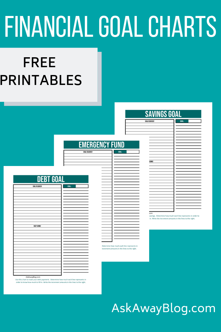 photo regarding Printable Goal Charts referred to as Request Absent Site: No cost Printable Fiscal Function Charts