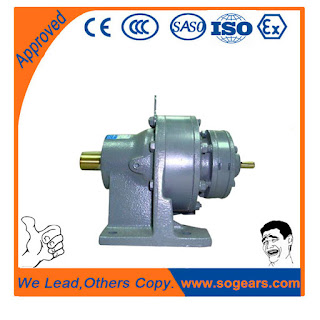 industrial Gear Reducer Supplier