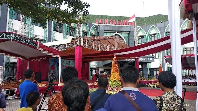 Peringatan Hari Pangan Sedunia (HPS) Jawa Tengah Dipusatkan di Salatiga