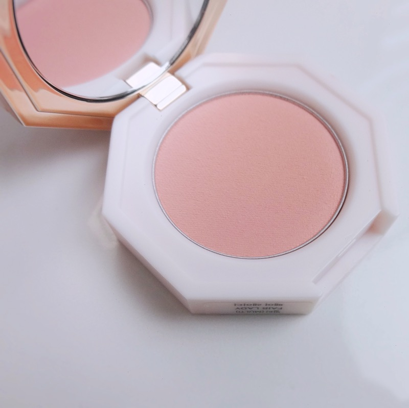 Dear Dahlia Blush Duo  Fair Lady swatches