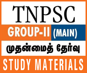 Tnpsc group 2 study material in tamil with answers