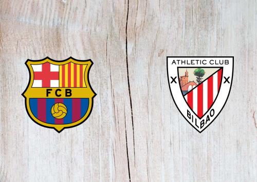 Barcelona vs Athletic Club -Highlights 31 January 2021