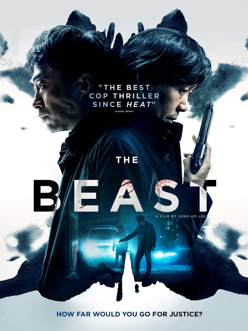 the beast korean film poster