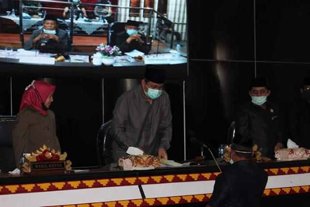 DPRD Kota Metro Minta Pemkot Beri Insentif ke Babinsa dan Bhabinkamtibmas