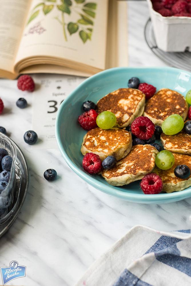 Pancakes kokosowe