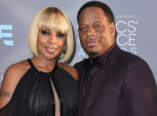 Mary J Blige files for divorce from husband