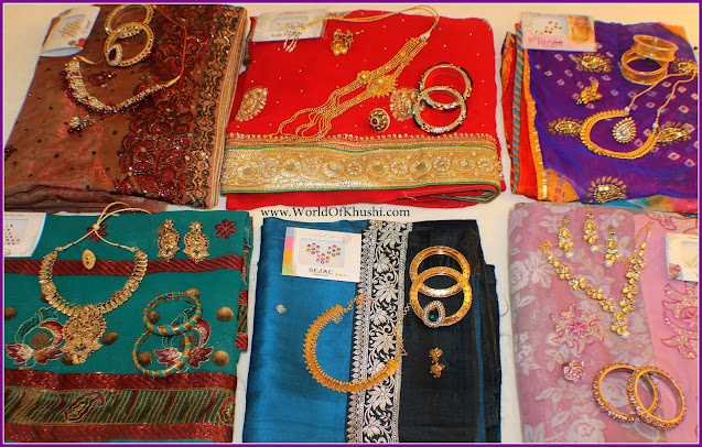 Tip to save time while getting ready for New Brides | www.WorldOfKhushi.com