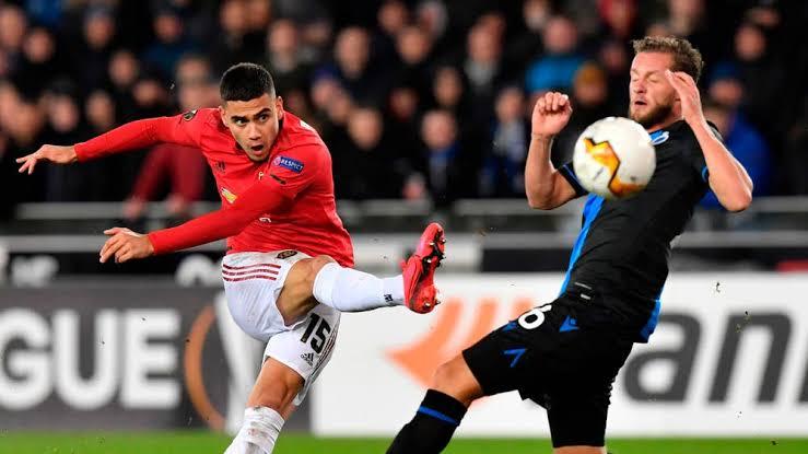 Berita Bola Terbaru Liga Europa Manchester United Di Tahan Imbang