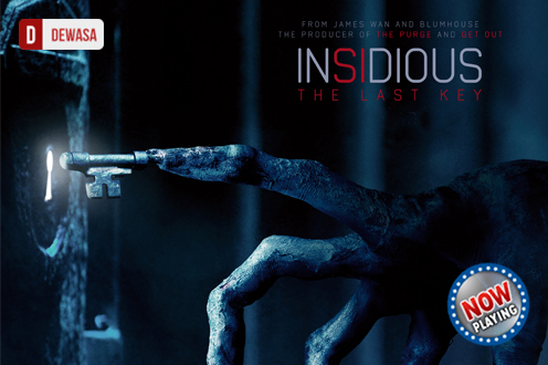 Film INSIDIOUS: THE LAST KEY Bioskop