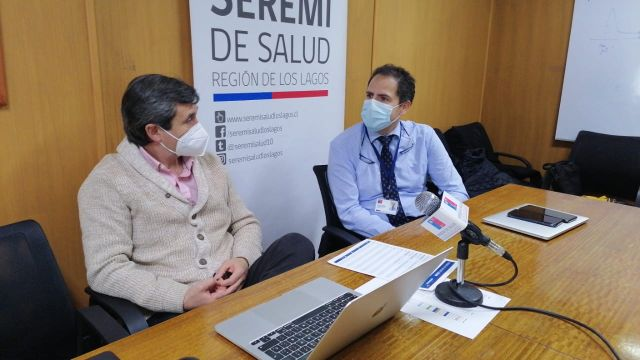 Seremi de Salud, Alejandro Caroca